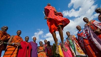 הזיכרונות שלי מאפריקה