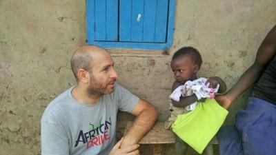 חנוך דאום חוצה את אפריקה