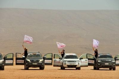 אישה יוצאת למסע – דיווח ממסע מאגמה צ'אלנג' במרוקו