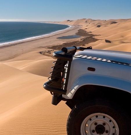 דווקא עכשיו – מסע מטורף בנמיביה